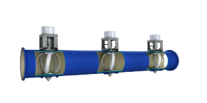 Lucid Energy's hydroelectric turbines deployed in municipal water line